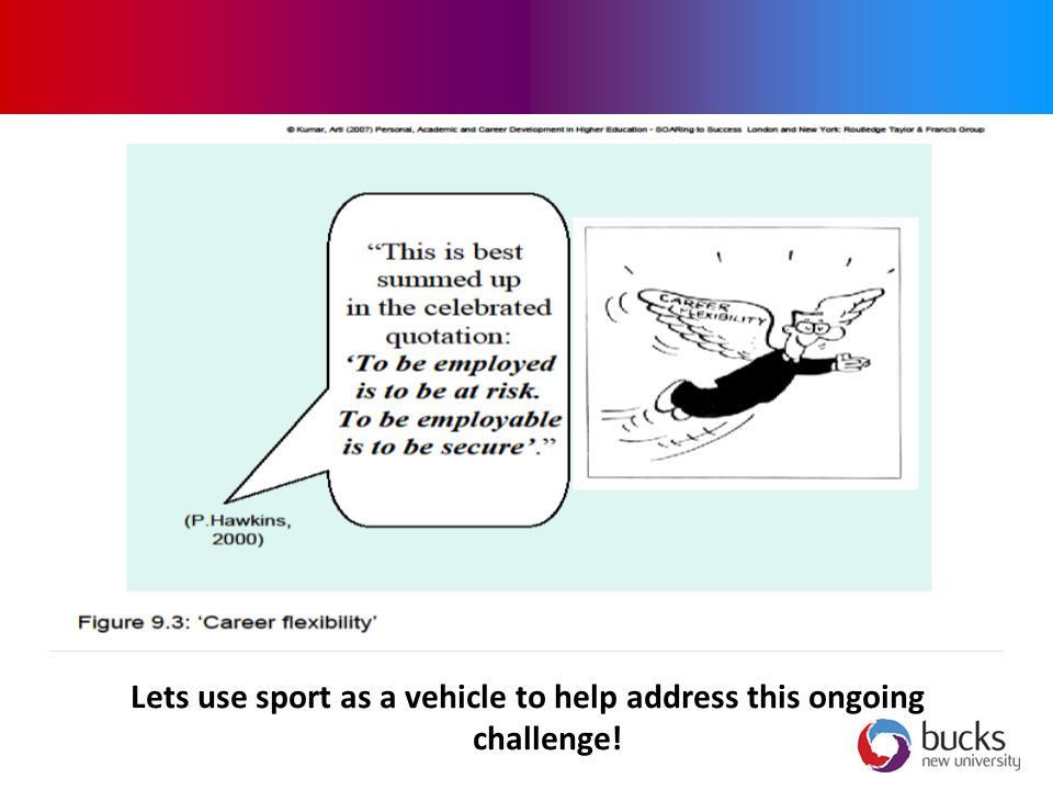 Lets use sport as a vehicle to help address this ongoing challenge!