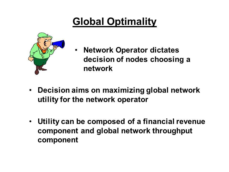 Model Characteristics 802.11 WLAN AP UMTS NodeB Packet throughput of each user (Fluid Model) Session throughput of all users (Discrete Model)