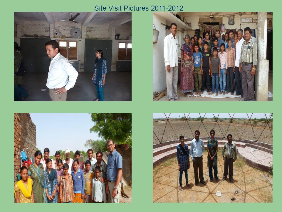 Site Visit Pictures 2011-2012