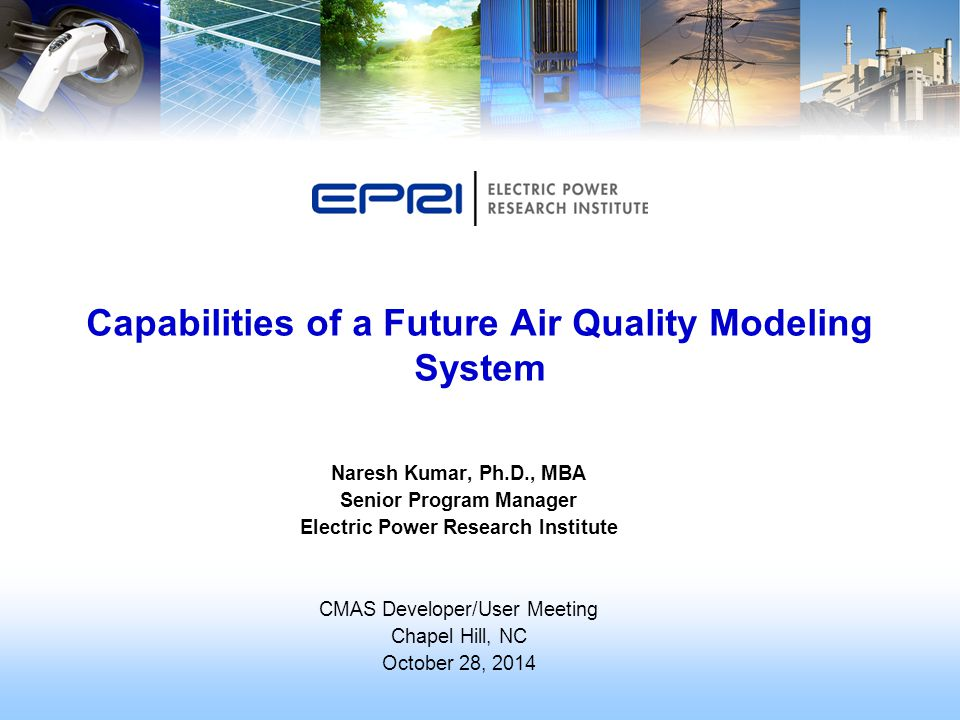 2 © 2014 Electric Power Research Institute, Inc.All rights reserved.