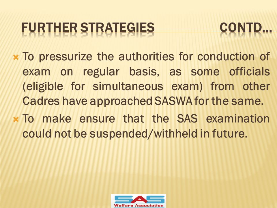  Team SASWA requests all present officers to submit their valuable feedback in writing at the Helpdesk.