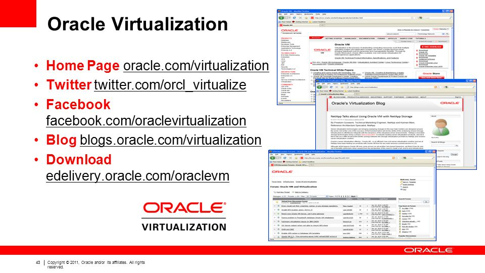 Copyright © 2011, Oracle and/or its affiliates.All rights reserved.
