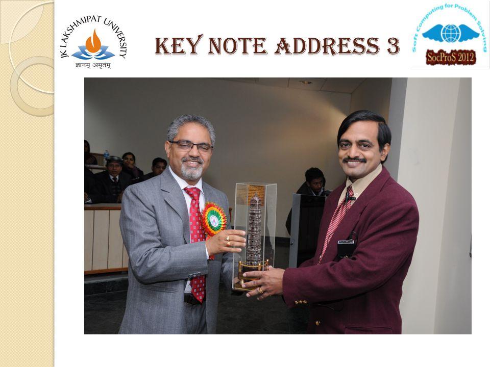 Key note address 3