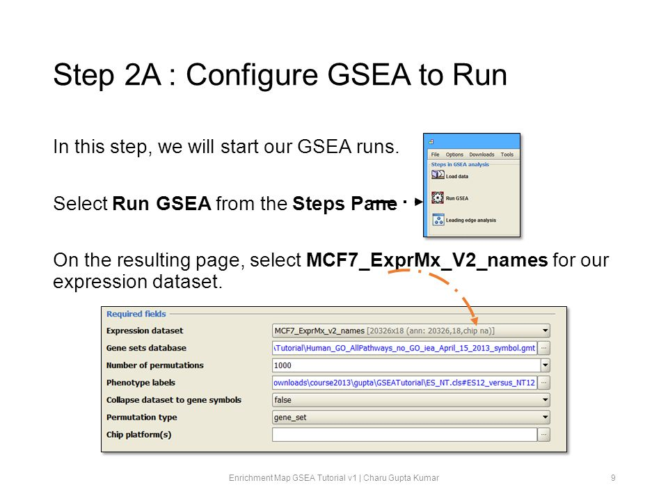 Step 5A: Install Enrichment Map Plugin for Cyotoscape 2.8.2 On the Menu Bar, click Plugins.