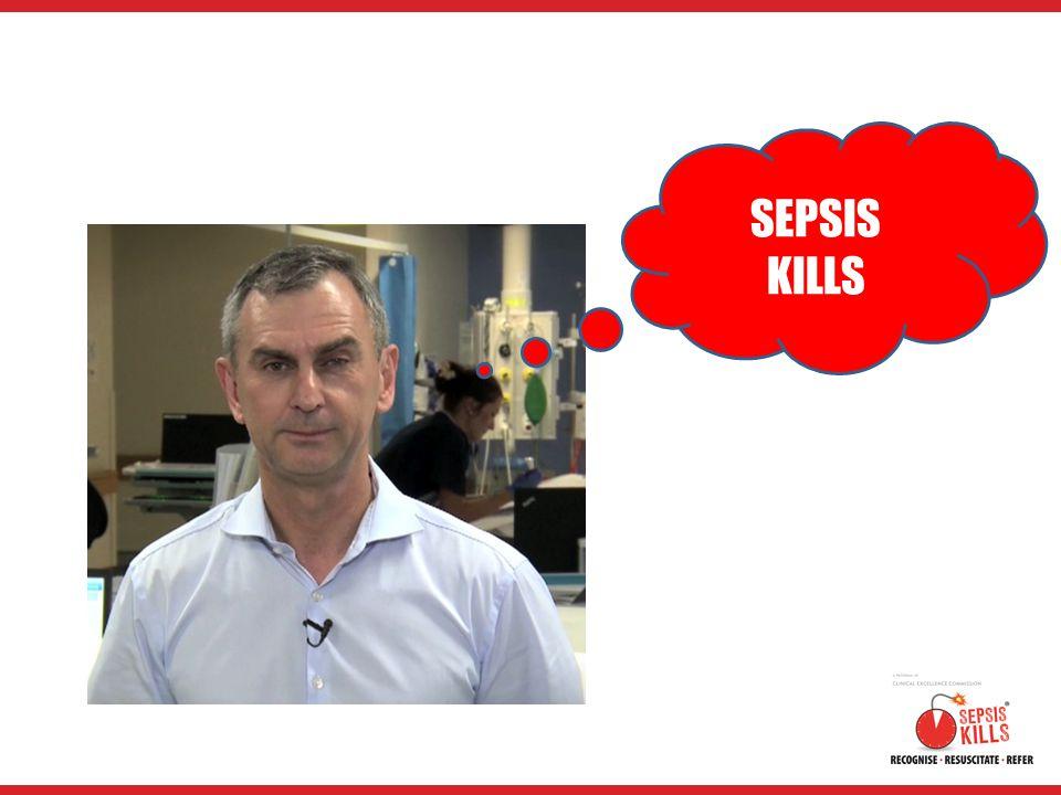 SEPSIS KILLS