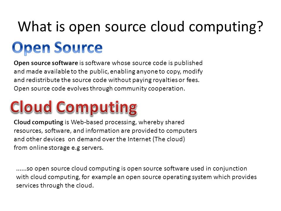 Jolicloud is an Open-Source Linux based OS which uses cloud computing services to backup and transfer data.