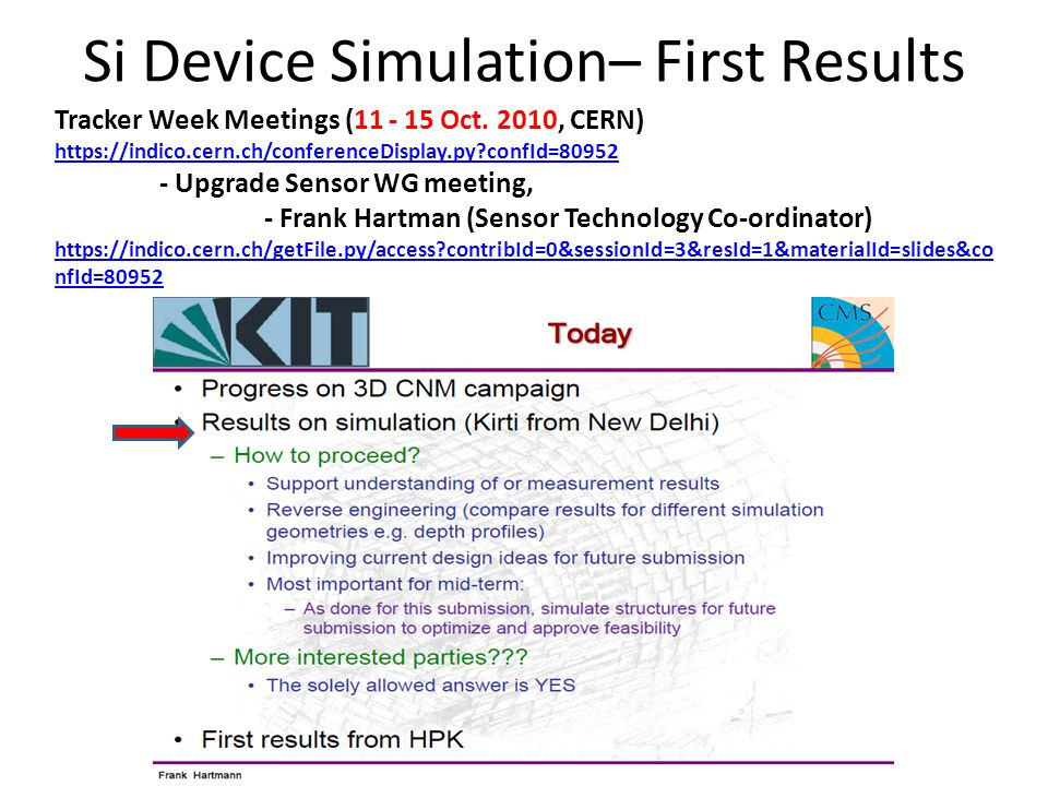Si Device Simulation– First Results Simulation effort to support the HPK campaign 20' https://indico.cern.ch/getFile.py/access?contribId=2&sessionId=3&resId=1&materialId=slide s&confId=80952 Device Simulation Using ATLAS- Device Simulation Program From Silvaco Two n+ neighbouring strips, with two intermediate p+ stops.