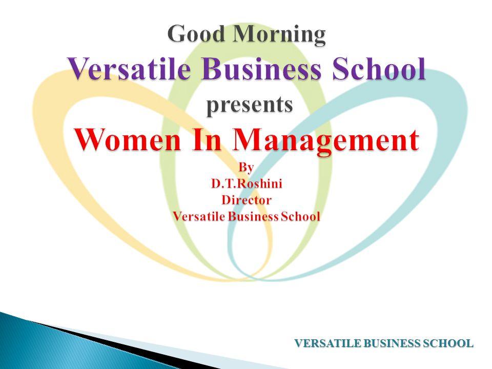 VERSATILE BUSINESS SCHOOL