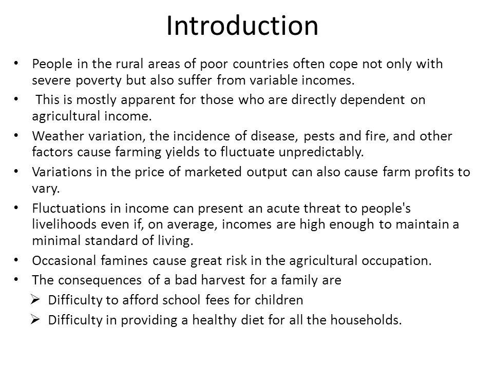 Cashdan Example Cashdan (1985) describes a system of gift exchange among Basarwa farmer-herders in northern Botswana.