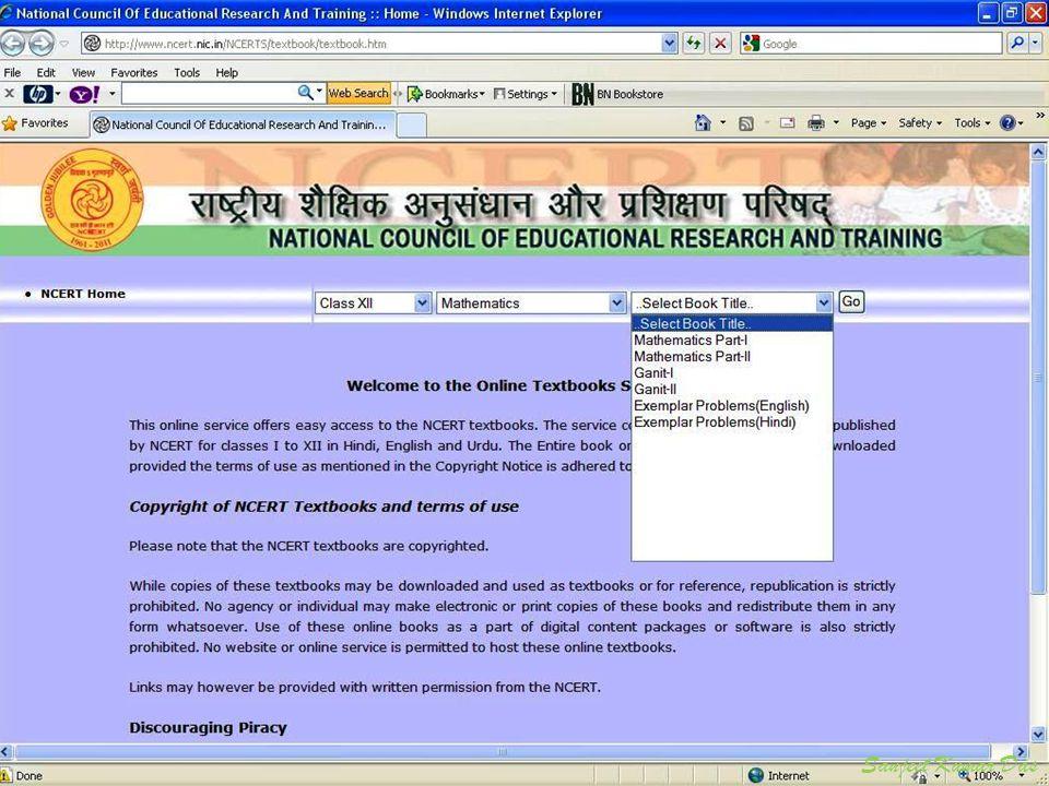 Indian School Al Wadi Al Kabir Dept. of Mathematics Sanjeet Kumar Das