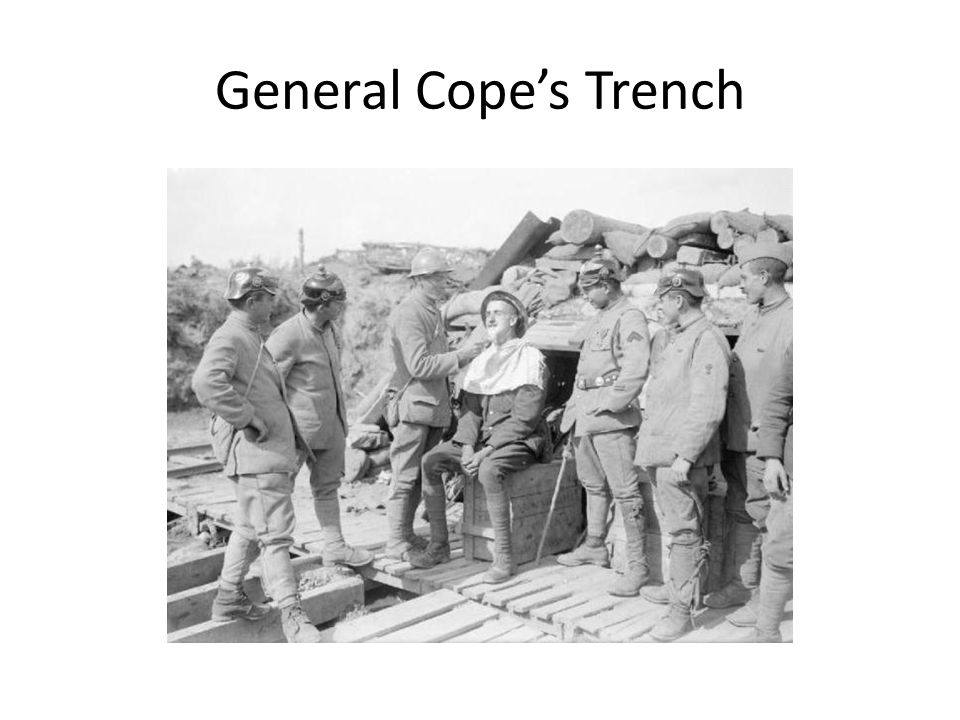 General Cope's Trench