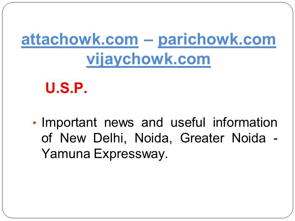 attachowk.com – parichowk.com vijaychowk.com U.S.P.