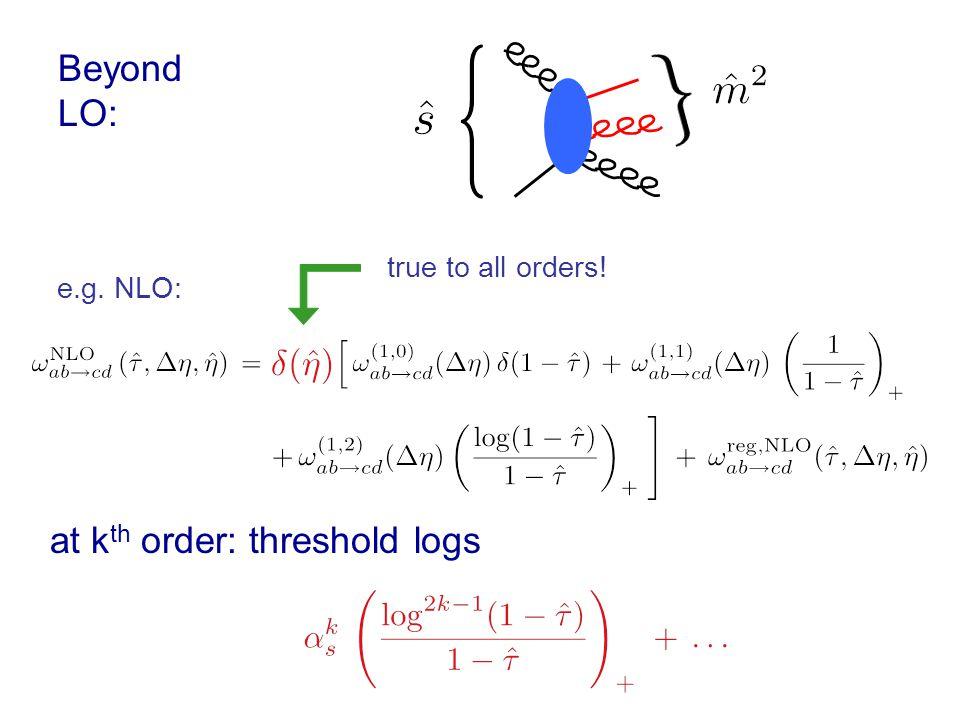 1PI: partonic variables: mass 2