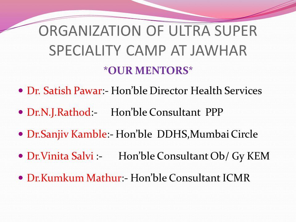 Paediatric Neurologist: Dr. Vibhor Paradasani & Dr. Sarbani Raha Consultant Bombay Hospital