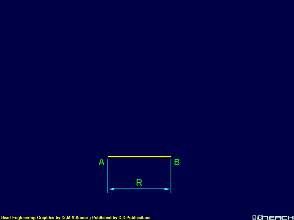 PERSPECTIVE PROJECTION BY VISUAL RAY METHOD Read Engineering Graphics by Dr.M.S.Kumar ; Published by D.D.Publications