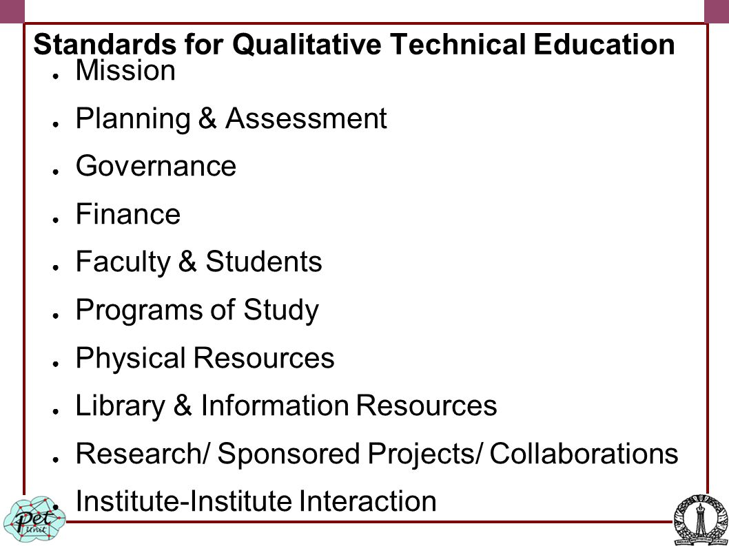 Technical Education Institution Model