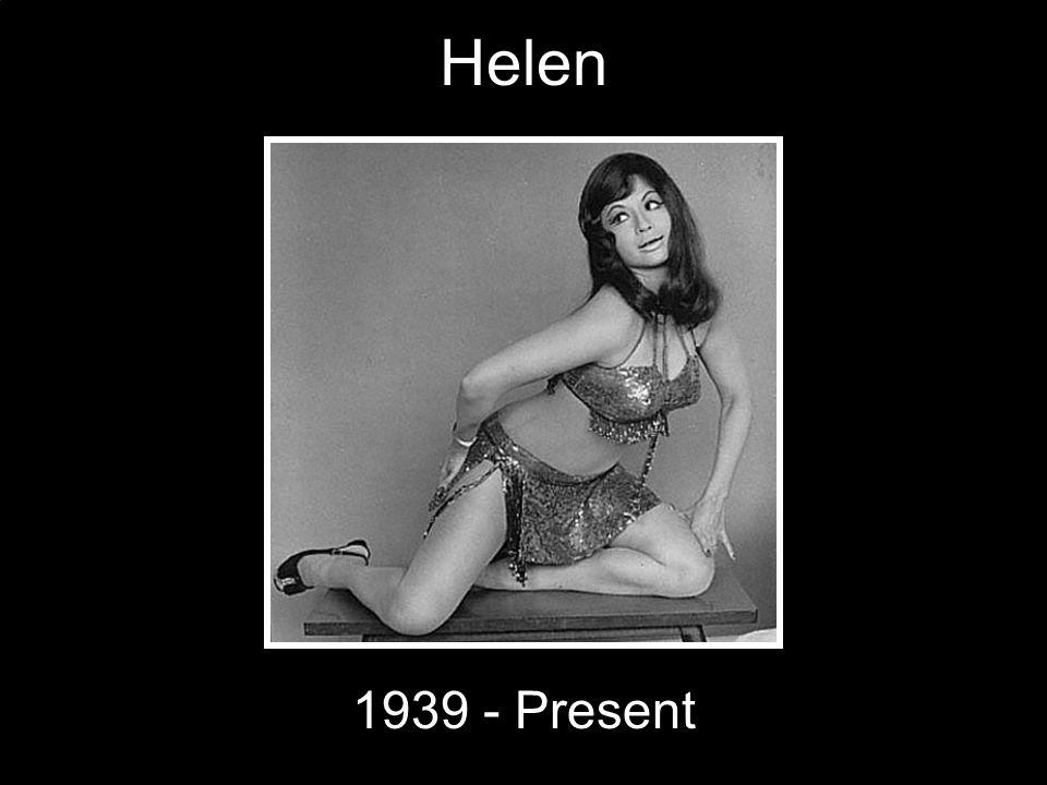Helen 1939 - Present