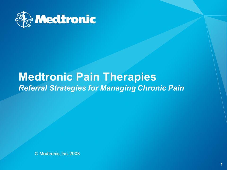 22 © Medtronic, Inc.