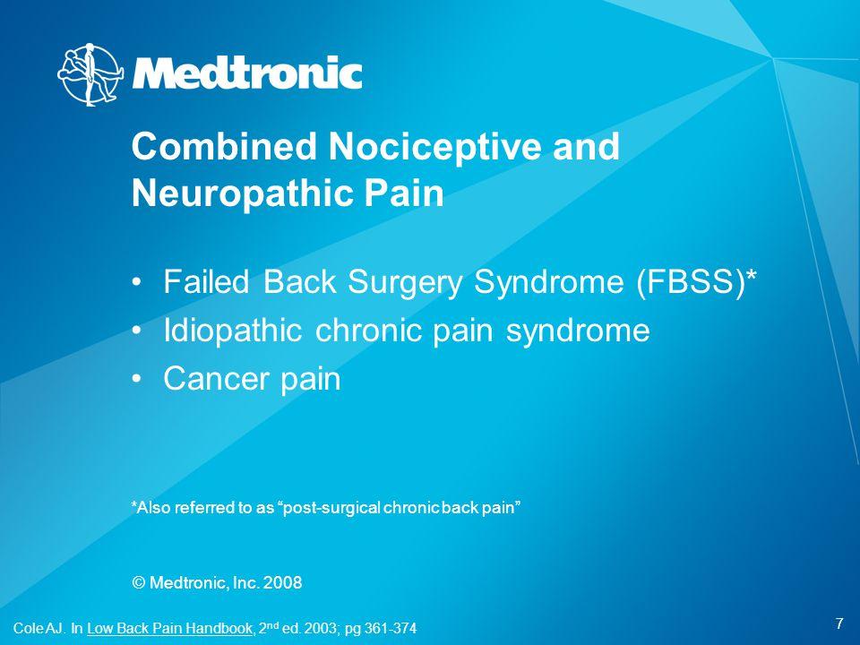 38 © Medtronic, Inc.2008 High Satisfaction Kumar, et al.