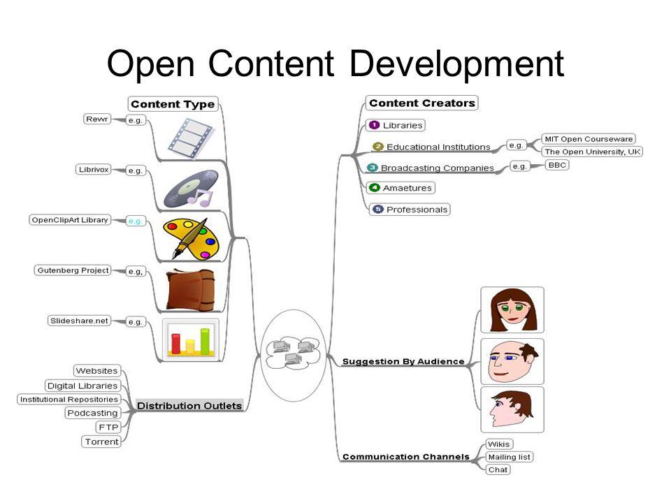 Open Content Development