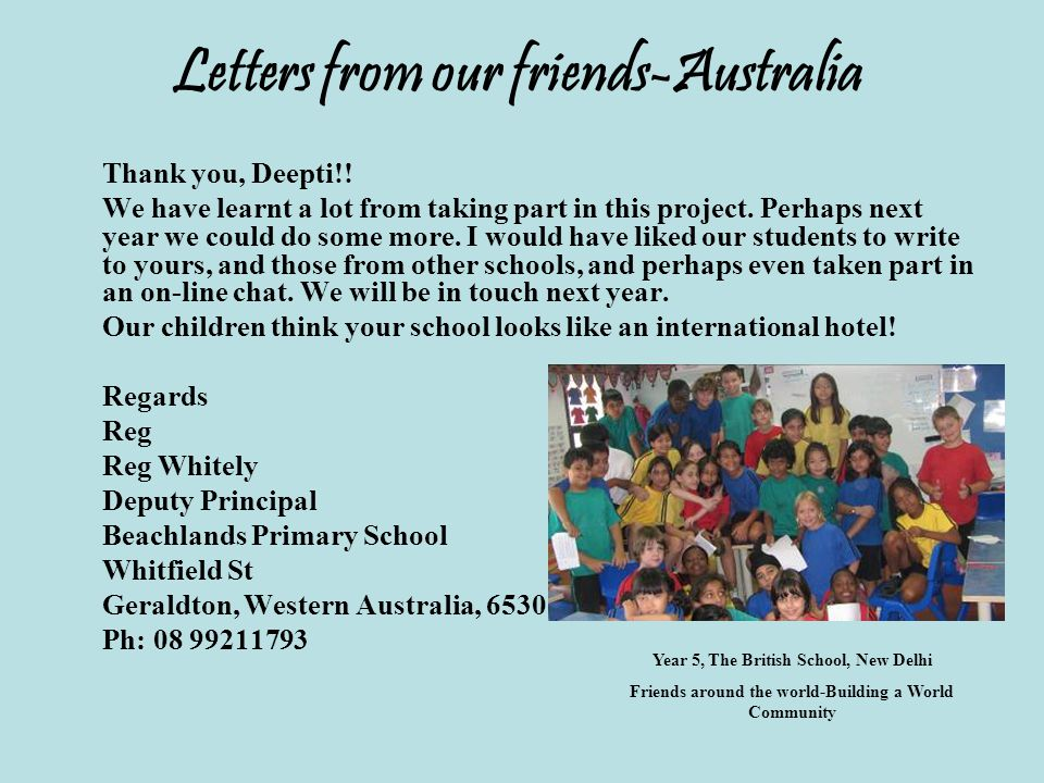 Thank you, Deepti!. We have learnt a lot from taking part in this project.
