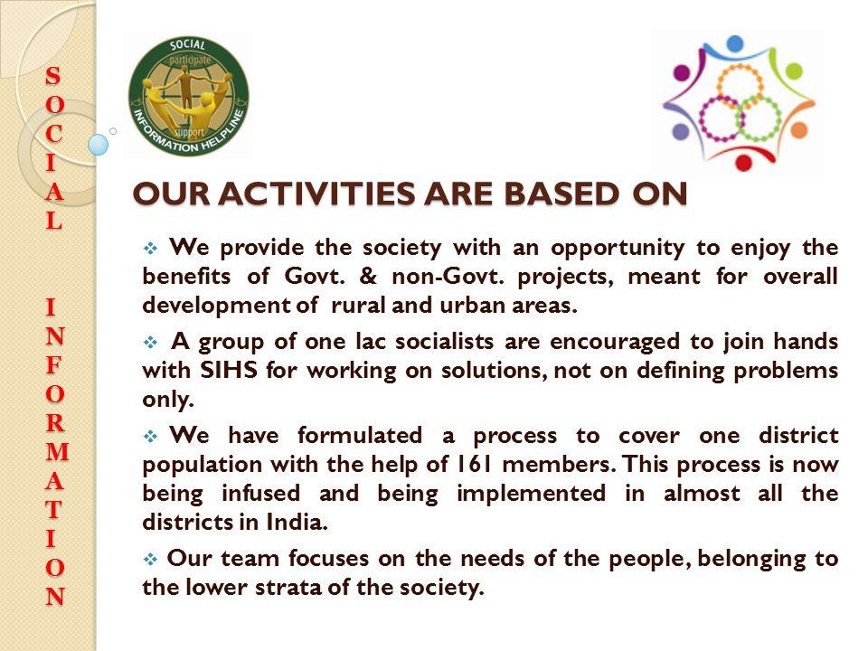 ORGANOGRAM Management/National Head Zonal Head District Coordinator Block Coordinator Nyay Panchayat Sachiv SOCIALINFORMATION