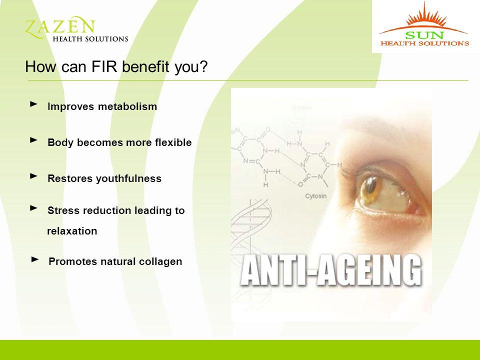How can FIR benefit you.