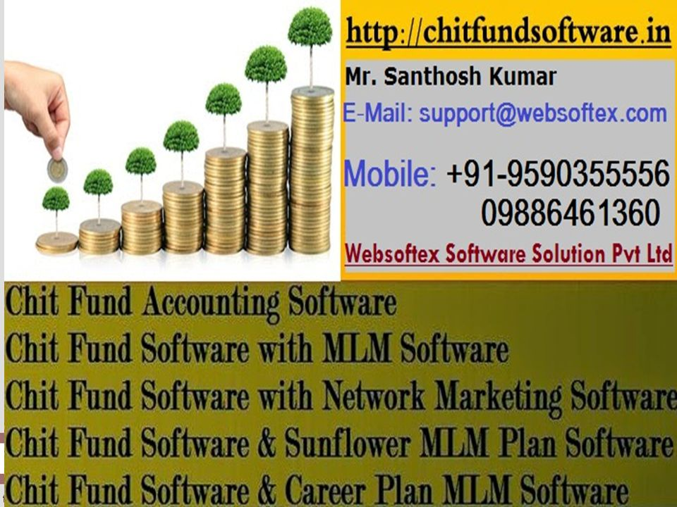 Chit Fund & MLM Software  Websoftex Software Solution Pvt Ltd, we simplify things and increase their efficiency.