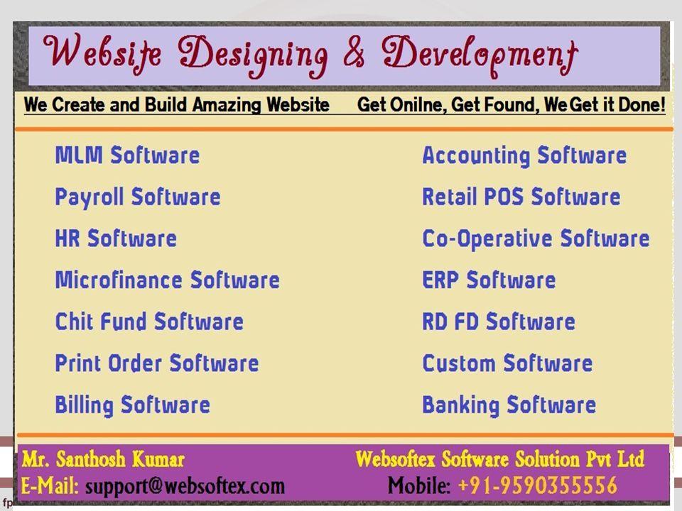 Address: Websoftex Software Solutions Pvt.