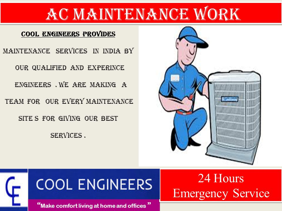 ac installation At Cool Engineers, we're fully committed to providing the best Cooling & heating system AMC installation and repair service in India.