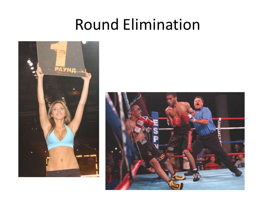 Round Elimination