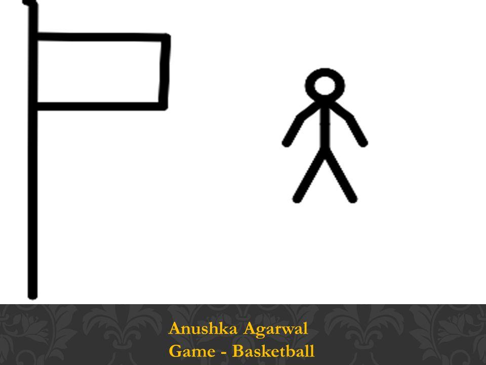Anushka Agarwal Game - Basketball