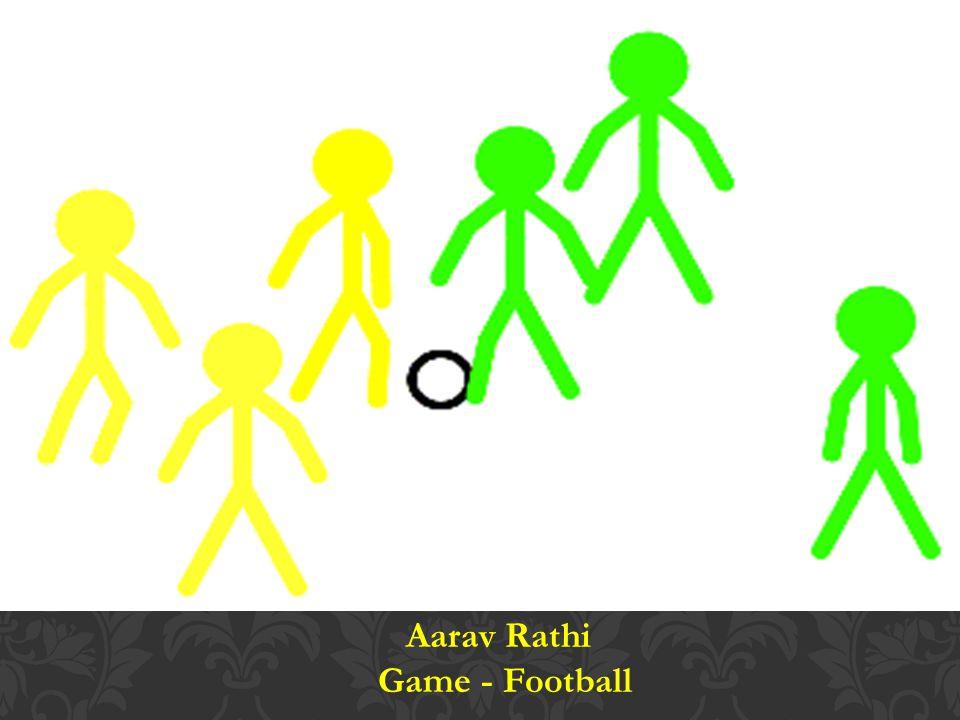 Aarav Rathi Game - Football