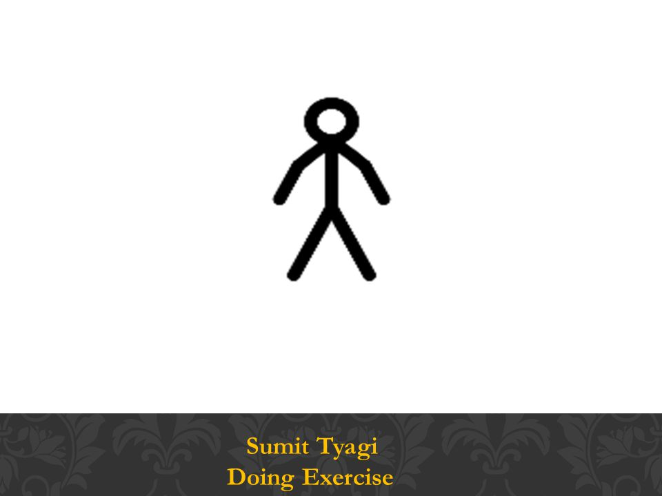 Sumit Tyagi Doing Exercise