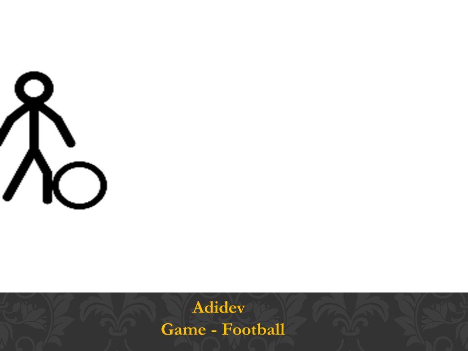 Adidev Game - Football