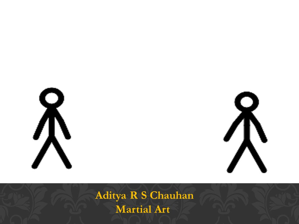 Aditya R S Chauhan Martial Art