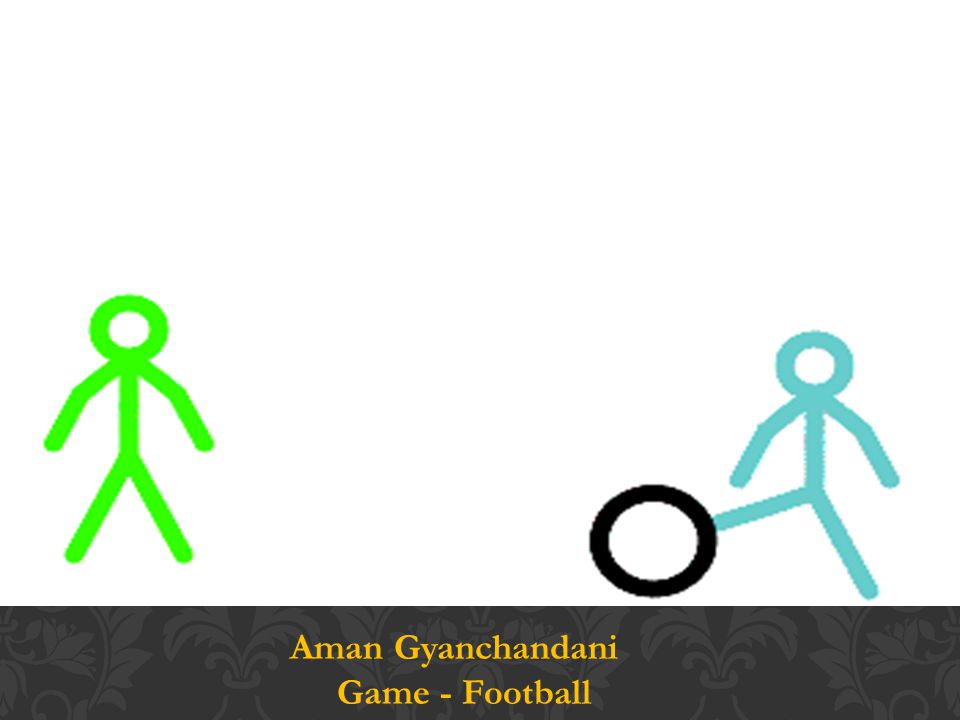 Anant Singh Game - Football
