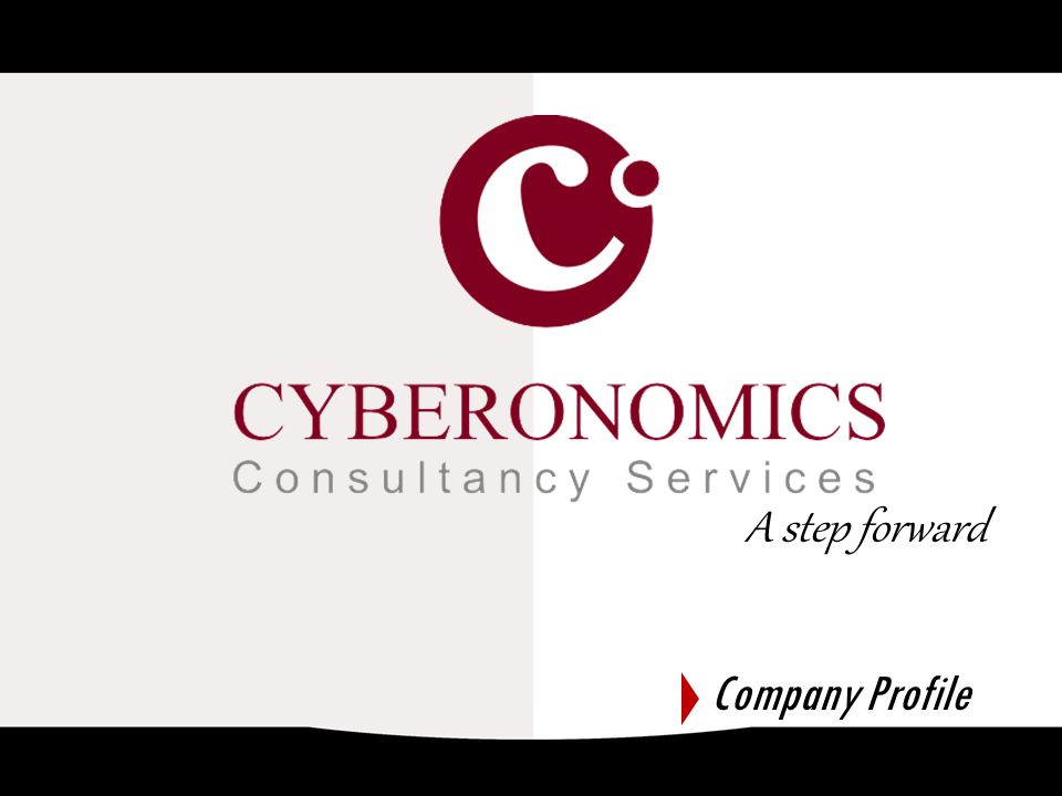 Introduction Cyberonomics consultancy services is an 'end-to-end' technical training Consultancy.