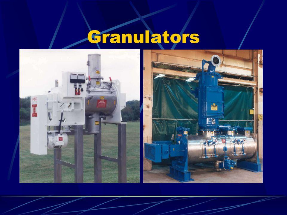 Granulators