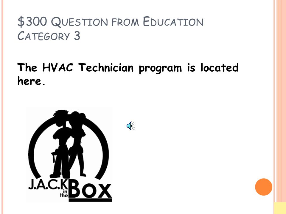 $200 A NSWER FROM E DUCATION C ATEGORY 3 What is an HVAC Technician Diploma