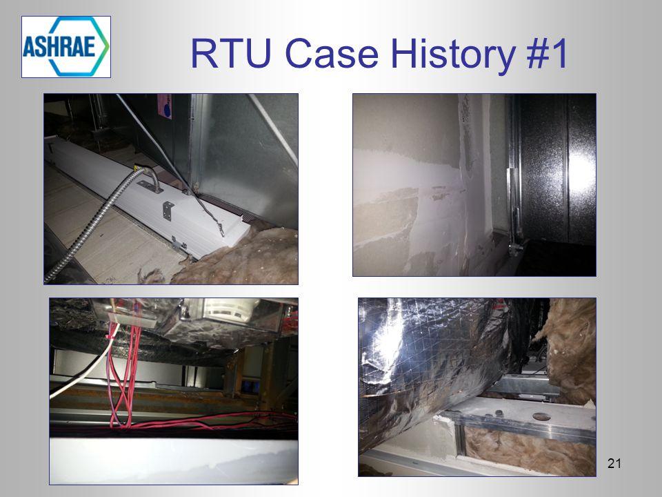 RTU Case History #1 21