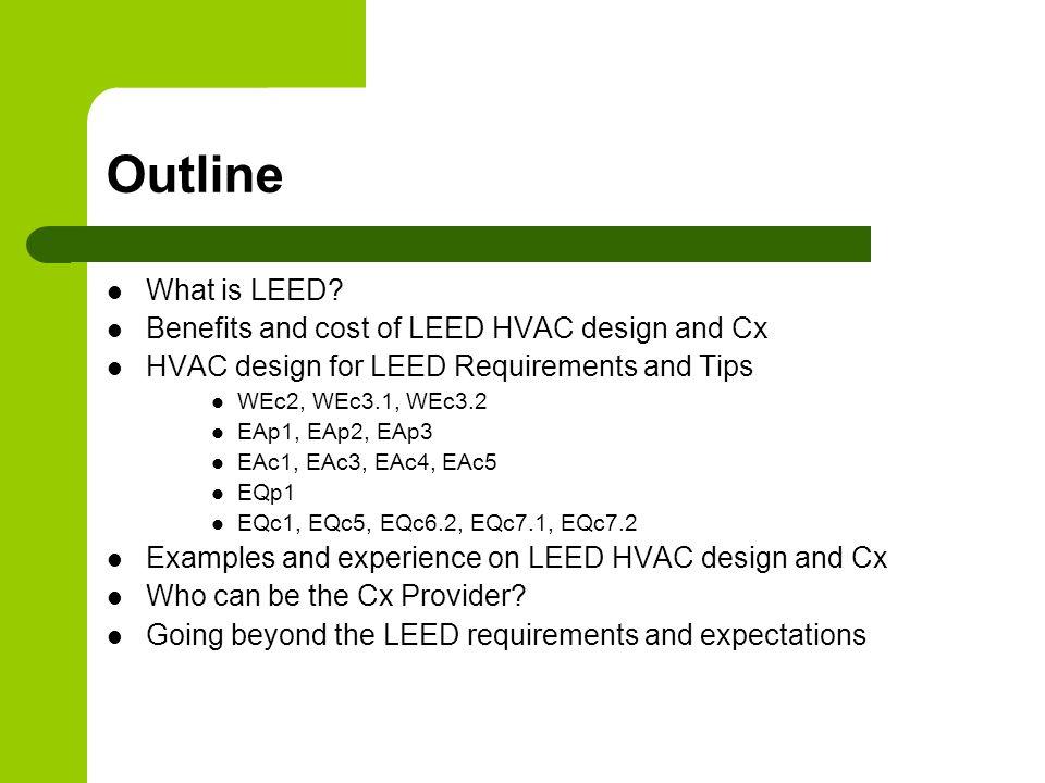 Mechanical Engineering Solutions (EA) EAp2, EAc1 ASHRAE 90.1-2004–Title 24 – Prerequisite is mandatory in California.