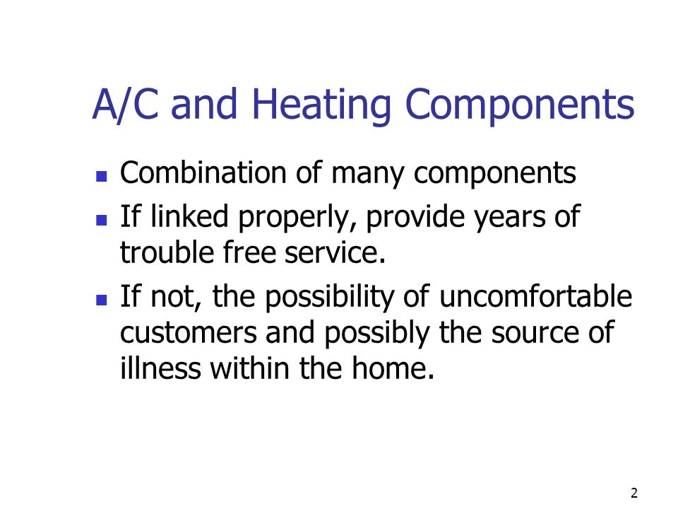 3 The beginning of HVAC 1895 Ernest Bryant and Ezra Smith approached Dave Lennox with an idea.