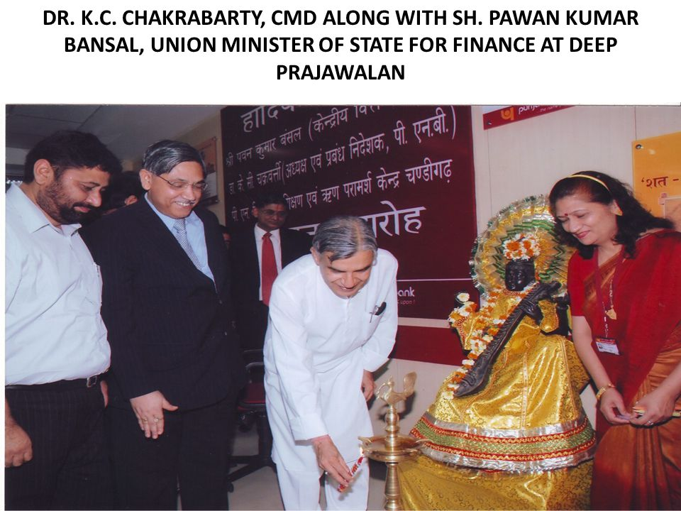 DR. K.C. CHAKRABARTY, CMD ALONG WITH SH.