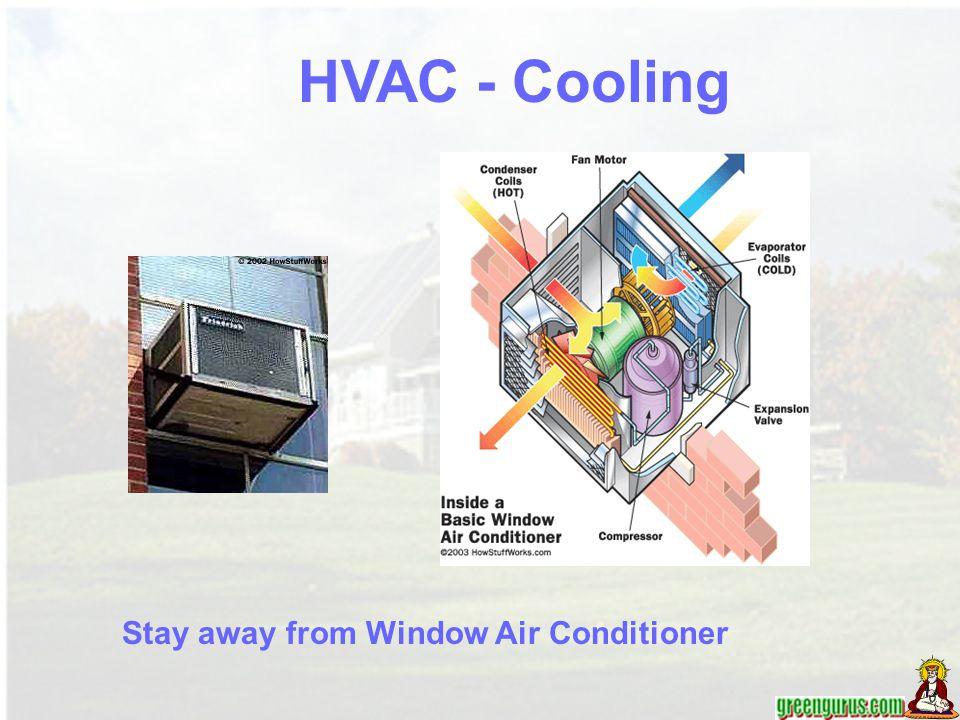 Split System HVAC - Cooling