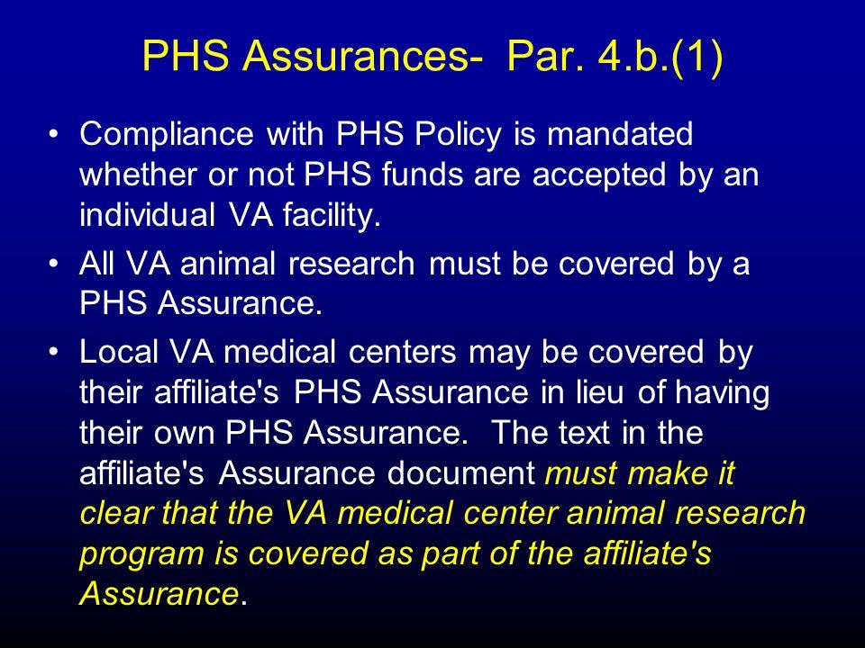 PHS Assurances- Par.