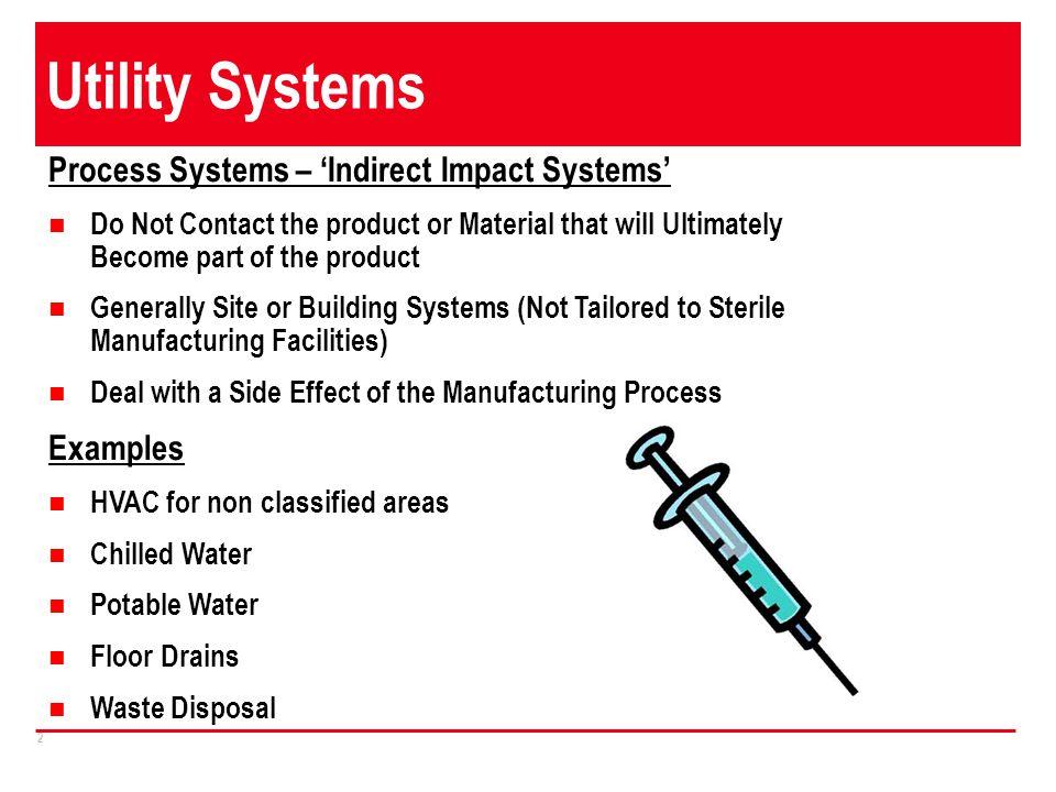 13 Additional Slides Sterilisation Example