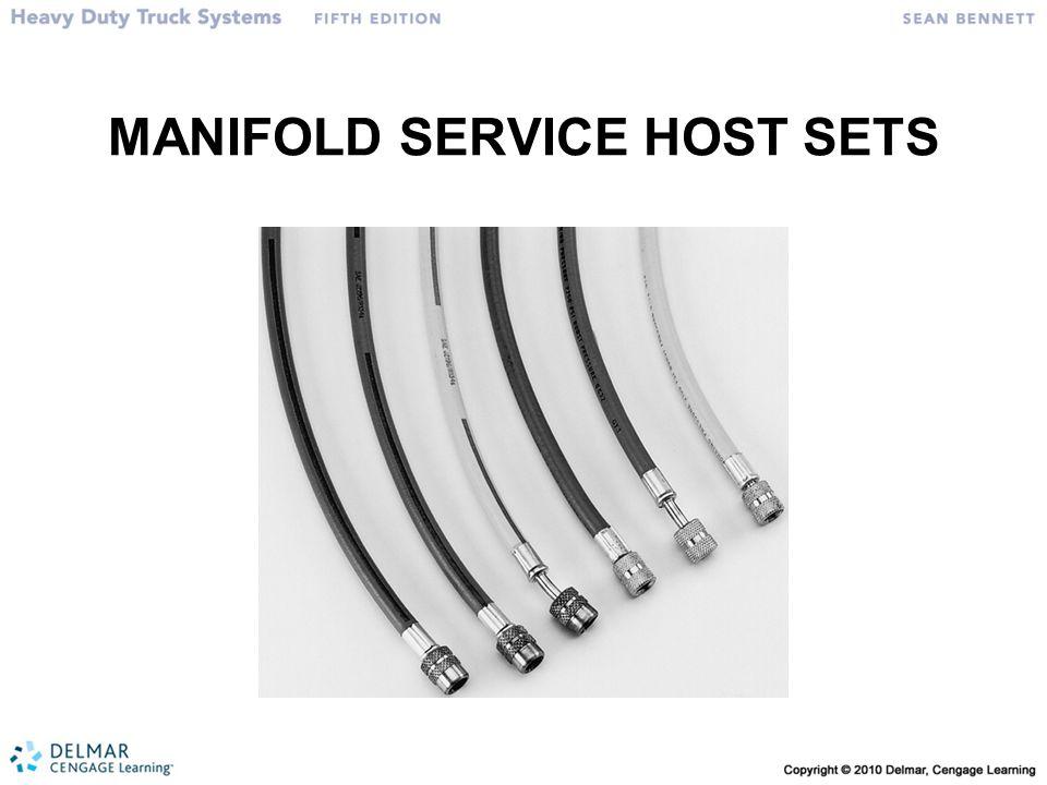 MANIFOLD SERVICE HOST SETS