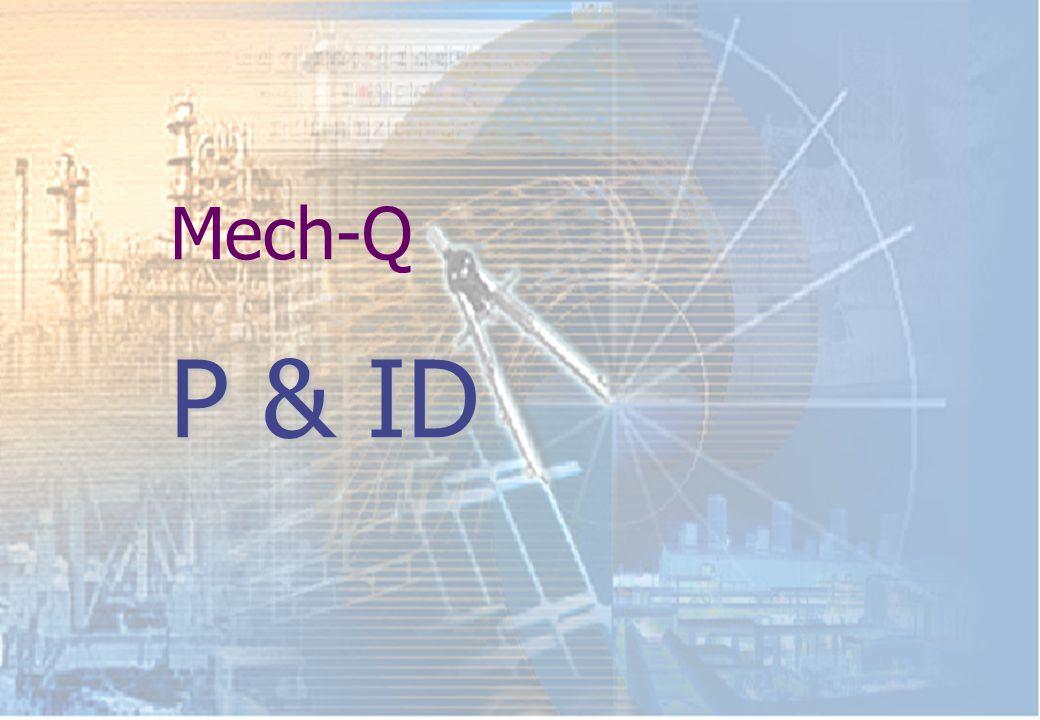 P & ID Mech-Q P & ID