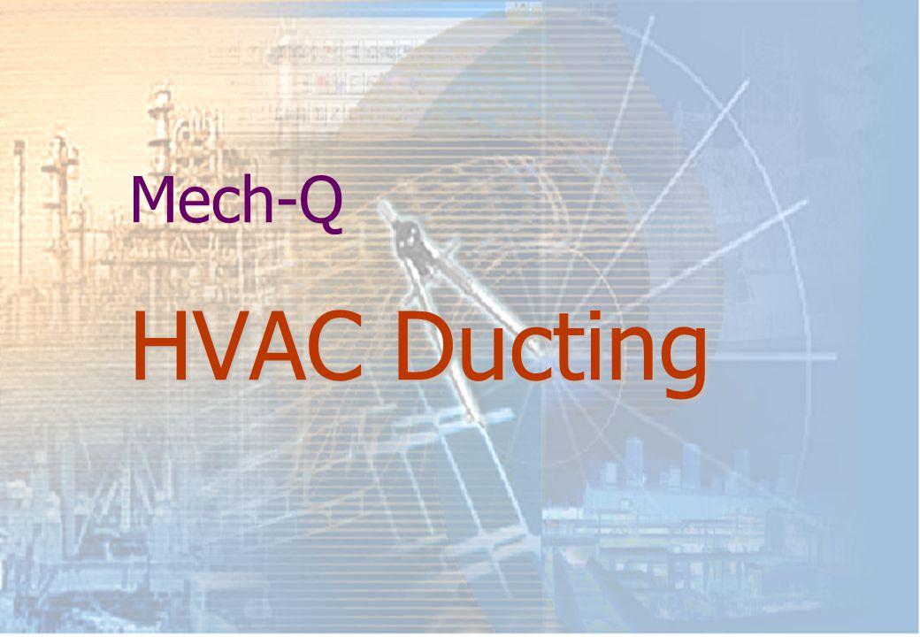HVAC Ducting Mech-Q HVAC Ducting
